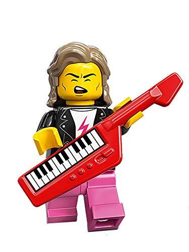 LEGO Minifigures Collectible Serie 20 (71027) - 80s Musician
