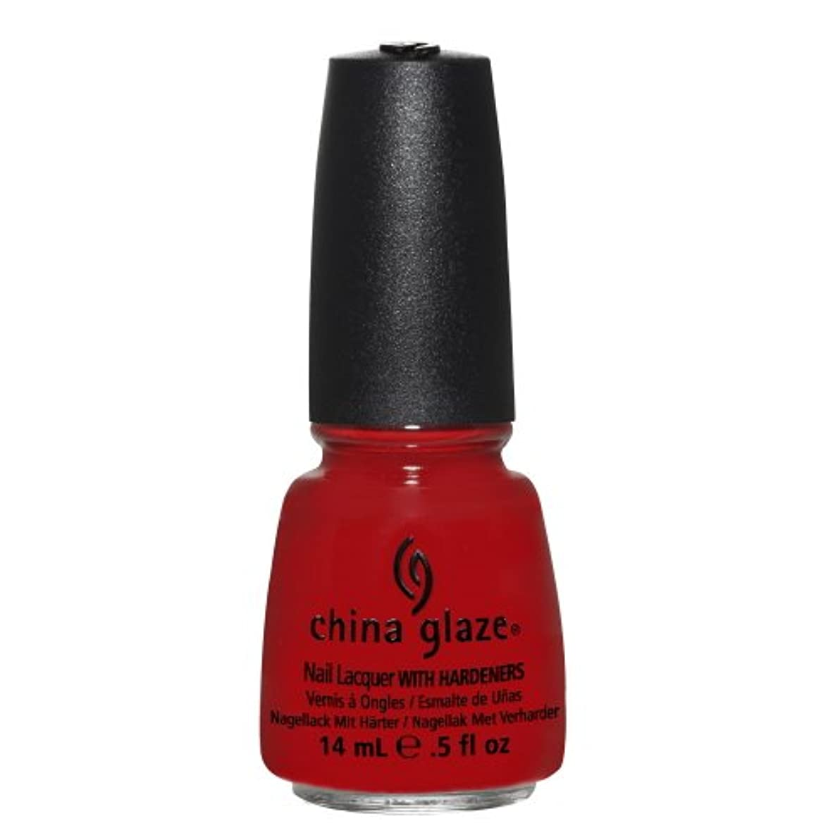 デイジー祭り先行するCHINA GLAZE Nail Lacquer with Nail Hardner - High Roller (並行輸入品)