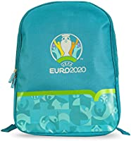 Euro 2020 Unisex-Jeugdrugzak, Turkoois, Groot