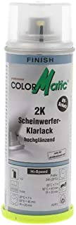 Color Matic 2K koplamp heldere lak 200 ml 515309