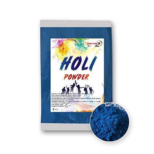 INDIAN STORE 24 1 X Holi Gulal Pulver wasserlöslich Natural Festival Fotoshooting Rangoli Colors Regenbogen Powder holy farbbeutel Glitzer Farbpulver Fotos