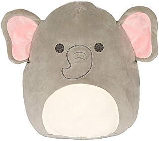 "Squishmallow Kellytoy 8"" Mila The Elephant Super Soft Squishy Plush Toy Pillow Pet"