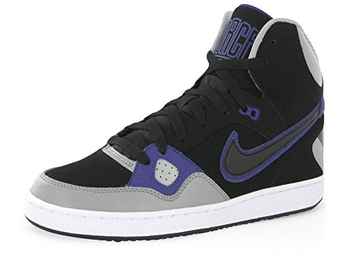 New Nike Son Of Force Mid Black/Purple Mens 8.5