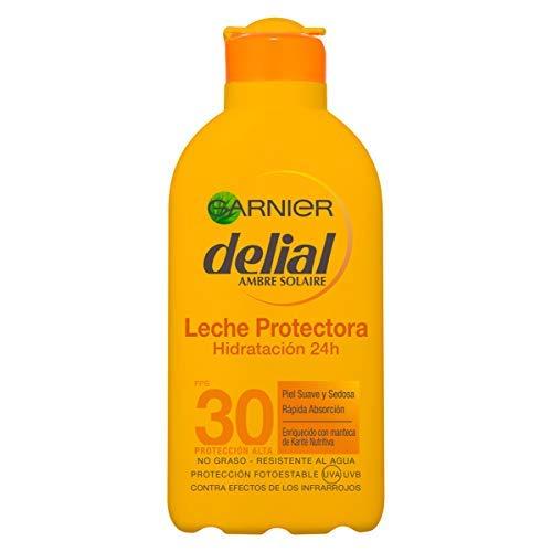 Garnier Delial Leche Protector Solar Hidratante Spf 30 - 200 ml