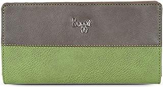 Baggit Women's Synthetic Wallet (Green)