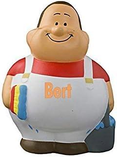 Knautschfigur Anti Squeezies® Señor Bert ® con Name - Pintor Bert con Nombre
