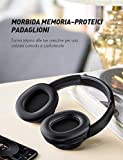 Zoom IMG-2 mpow h7 cuffie bluetooth over