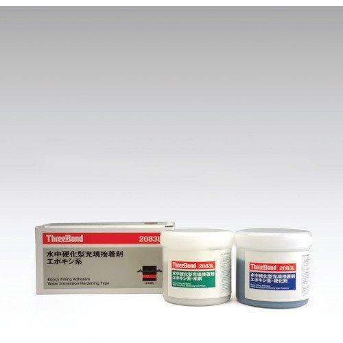 スリーボンド 補修用接着剤 TB2083L 1kgセット 水中硬化 TB2083L1SET