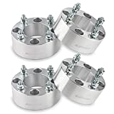 GAsupply 4x110 ATV Wheel Spacers 2 inch with 10×1.25 Studs, Wheel Spacer Adapters 74mm Hub Bore, Compatible with Honda, Suzuki, Yamaha, Bombardier(Read Listing for Year Model Info), 4 Pack