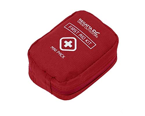 Regatta 22 Piece First Aid Kit Red