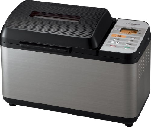 Zojirushi BB-PAC20BA BB-PAC20 Home Bakery Virtuoso Breadmaker with Gluten Free Menu...