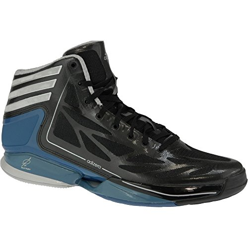 adidas Adizero Crazy Light 2 Schuhe Basketballschuhe schwarz