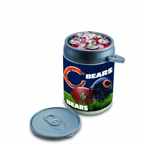 PICNIC TIME NFL Isolierkannenkühler, 690-00-000-064-2, Chicago Bears, Einheitsgröße