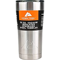 Ozark Trail vacuum insulated stainless steel tumbler
