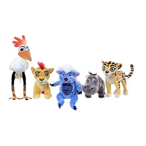 Disney De La Petite peluche de Lion (une fournie)