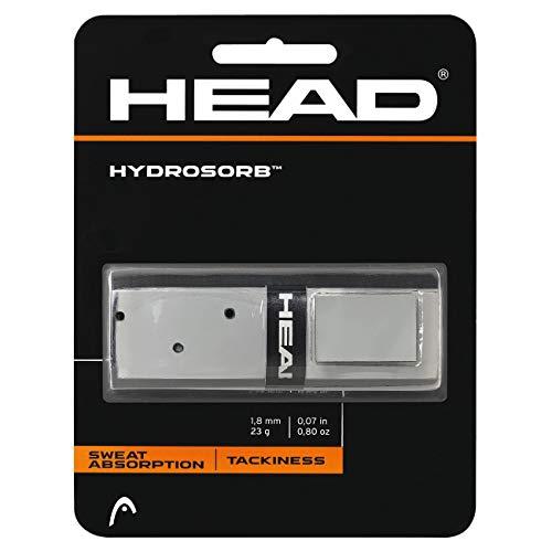 HEAD Unisex– Erwachsene Hydrosorb Griffband, Grey/Black, One Size