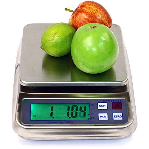 Kitchen Scale, 3 LB x 0.0001 LB (1.5 KG)...