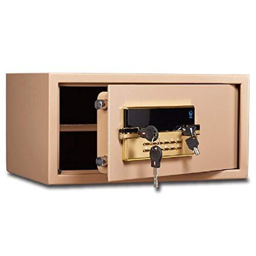 FACAIA Cajas Fuertes, Cajas Fuertes para Armario, Caja Fuerte Premium para el hogar, con Pernos de Bloqueo motorizados de 20 mm y Pantalla LCD.Cajas Fuertes de