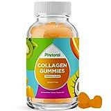 Hydrolyzed Collagen Gummies Vitamins for Adults - Hair...