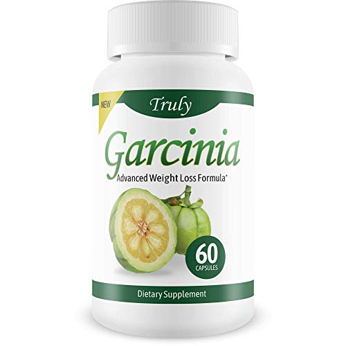 Truly Garcinia- Garcinia Cambogia- Ultra Premium Weight Management Formula-Natural and Potent Weight Loss Pills for Men and Women – Burn Belly Fat – Metabo