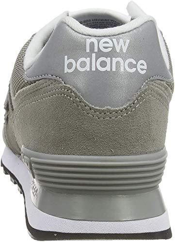 New Balance Sneaker Dark Gray, MegaSportAttributGrößen:42.5