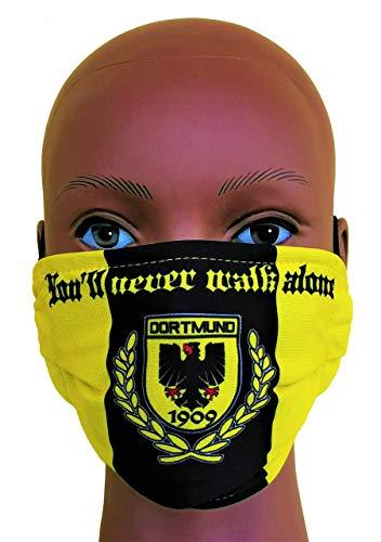 Dortmund Maske Vermummungsmaske Dortmund Community Maske Dortmund Fußballmaske Dortmund Alltagsmaske Dortmund Gesichtsmaske