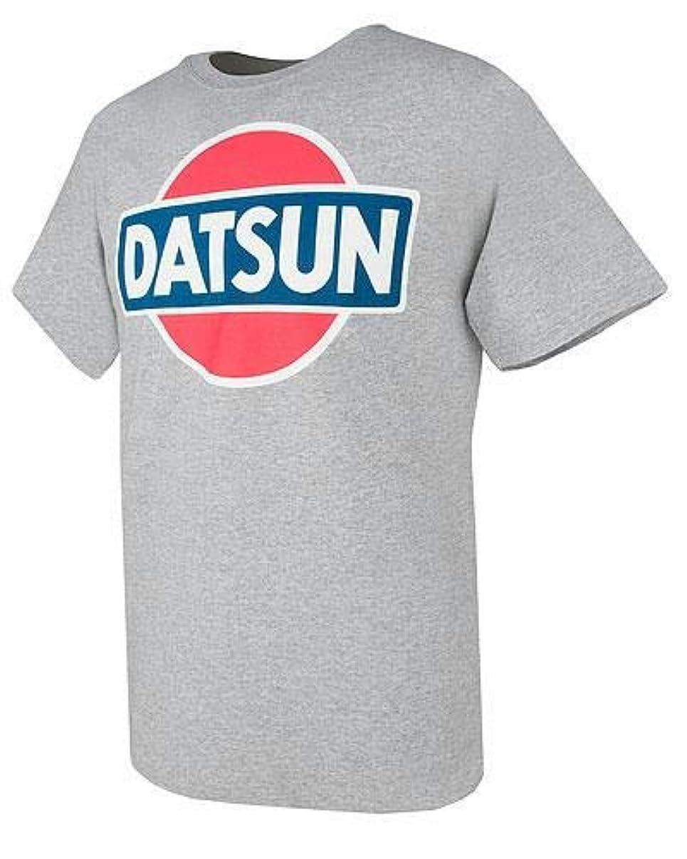 Datsun T-Shirt Gray-XL