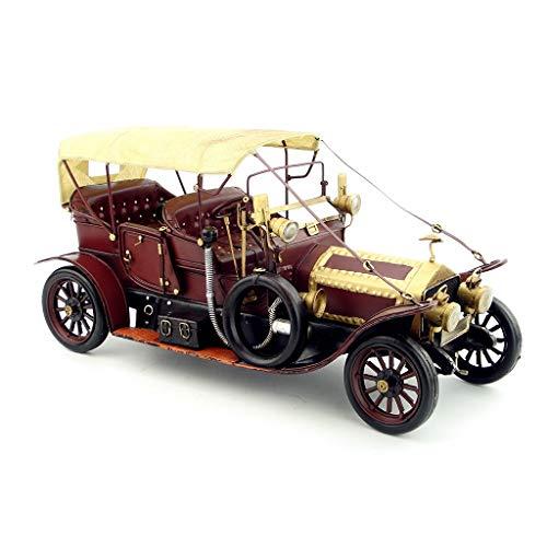 GHMOZ Hierro Modelo de automóvil clásico 1909 Modelo de