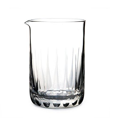 Cocktail Kingdom Seamless Paddle Mixing Glass 550ml (19oz)