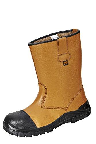 Graft Gear G302 Rigger Boot, Größe 39-48, Golden Tan, beige