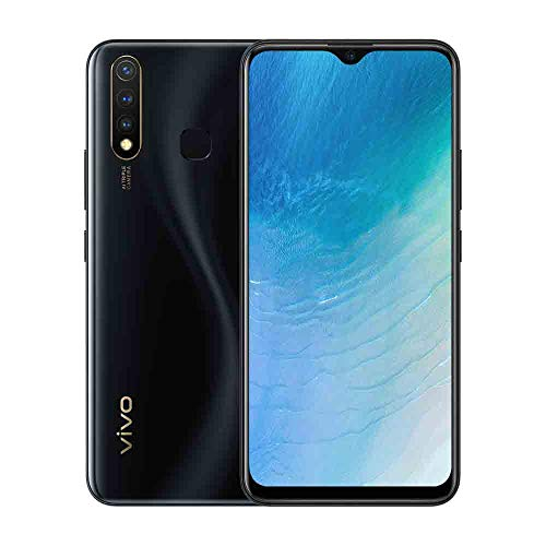 Vivo Y19 (Magnetic Black, 4GB RAM, 128GB Storage) with No Cost EMI/Additional Exchange Offers