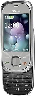 Nokia 7230 (45 MB, 3G, Silver)
