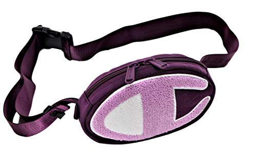 Champion Unisex Prime Waist Pack W/Mini Locker Loop, Adult, Purple, OS