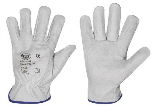 1 Paar Rindnappe Fahrerhandschuhe