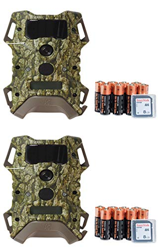 Wildgame Innovations 2 Pack DRT Extreme Lightsout Trail Scouting...