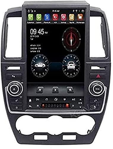 Radio GPS para Coche para Land Rover Freelander 2 Sat Nav Double DIN Radio estéreo para Coche Navegación GPS Reproductor de vídeo de 13,6 Pulgadas Carplay DSP RDS (Color: 4 + 64GB)