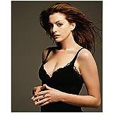 QWEAASD Poster, Anne Hathaway Film-Star, Wandkunst,