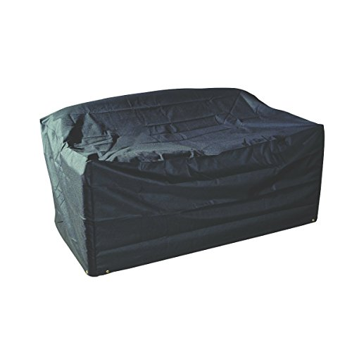Bosmere Protector 6000 2 Seat Large Sofa Cover - Black, M670