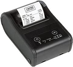 Epson, Tm-P60ii, Mobile Label Printer, Bluetooth, Ios Compatible, Epson Black, B
