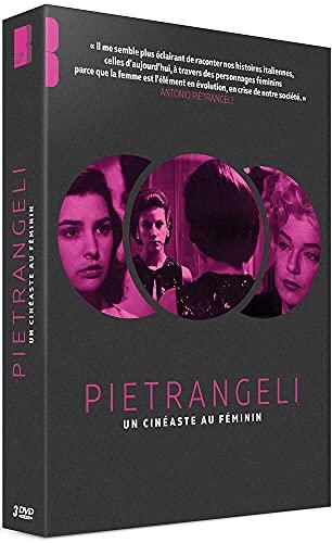 Trois Films de Antonio Pietrangeli : du Soleil dans Les Yeux + Adua et Ses compagnes + Je la connaissais Bien