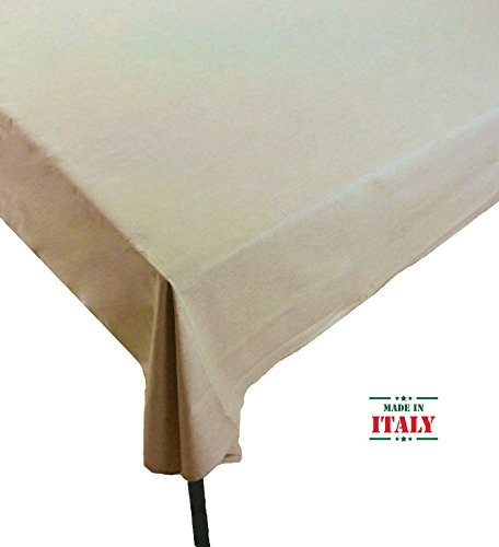 CASA TESSILE Aprica Nappe différentes Tailles - 6 Seats 140x180 cm.