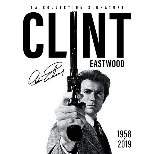 Clint Eastwood-La Collection Signature-1958-2019 [Blu-Ray]