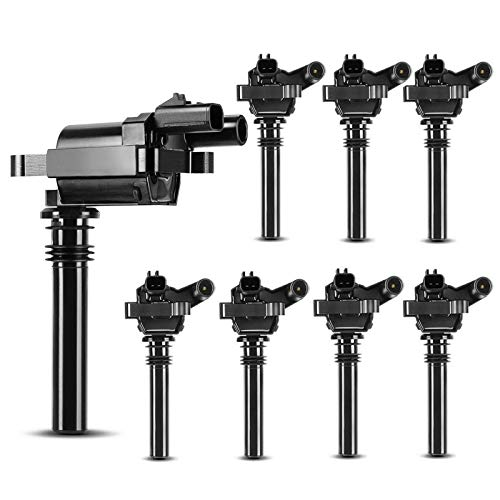 Set of 8 Ignition Coils Pack for Dodge Ram1500 2500 3500 Durango Magnum Jeep GrandCherokee