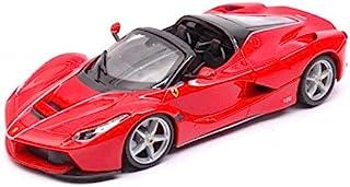 Bburago Ferrari LaFerrari F70 Aperta Red 1/24 Diecast Model Car by 26022