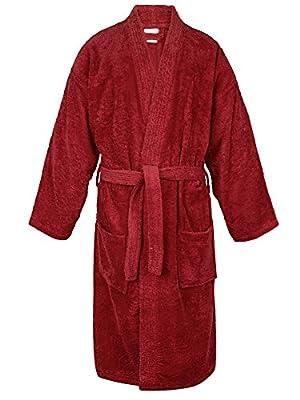Bare Cotton 4020-0103-01 Women Terry Kimono Robe