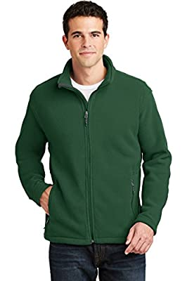 Port Authority Value Fleece Jacket, Forest Green, Medium by