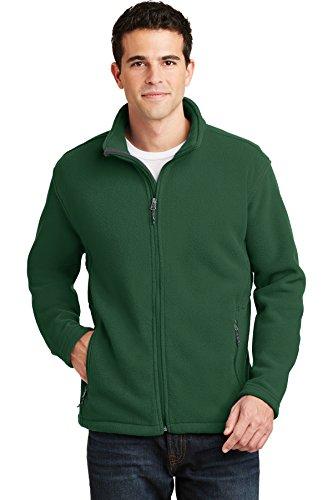 Port Authority Value Fleece Jacket, Forest Green, Medium