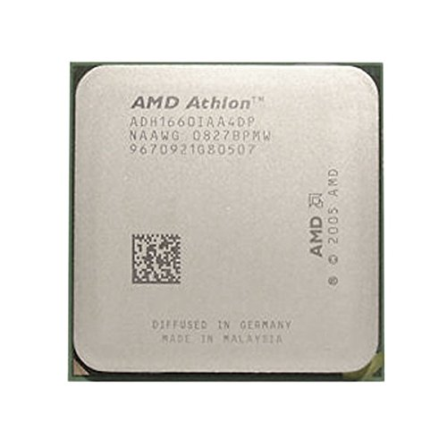 Procesador CPU AMD Athlon 64el 1660adh1660iaa4dp 2.8GHz AM2512Ko Low Energy