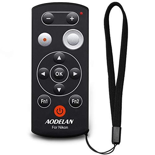 Camera Remote Wireless Shutter Release for Nikon COOLPIX B600, A1000, P1000, Z50, Replace Nikon ML-L7