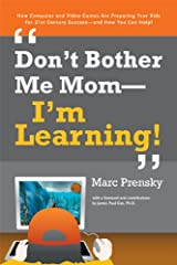 Don't Bother Me Mom—I'm Learning (English Edition) eBook Kindle